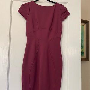Closet London NWT Cap Sleeve Pencil Dress